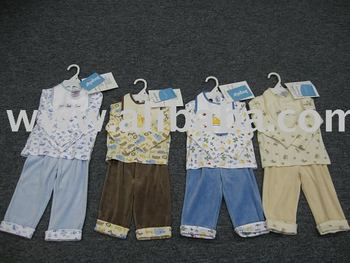 3 pcs kidswear set