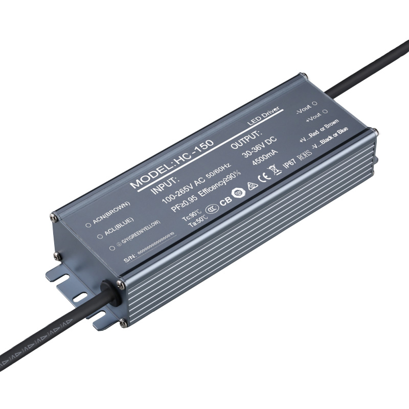 waterproof transformer constant current 50w 100w 150w led driver for flood lamp