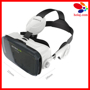 2017 new item china supplier Virtual Reality goggles 3D Glasses video google 3d glasses