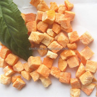 frozen dried carrot Freeze Dried Fruit