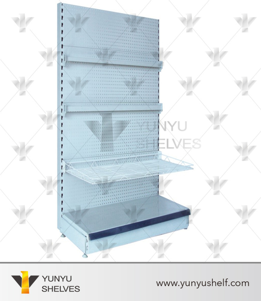 Alibaba china retail store metal display shelf