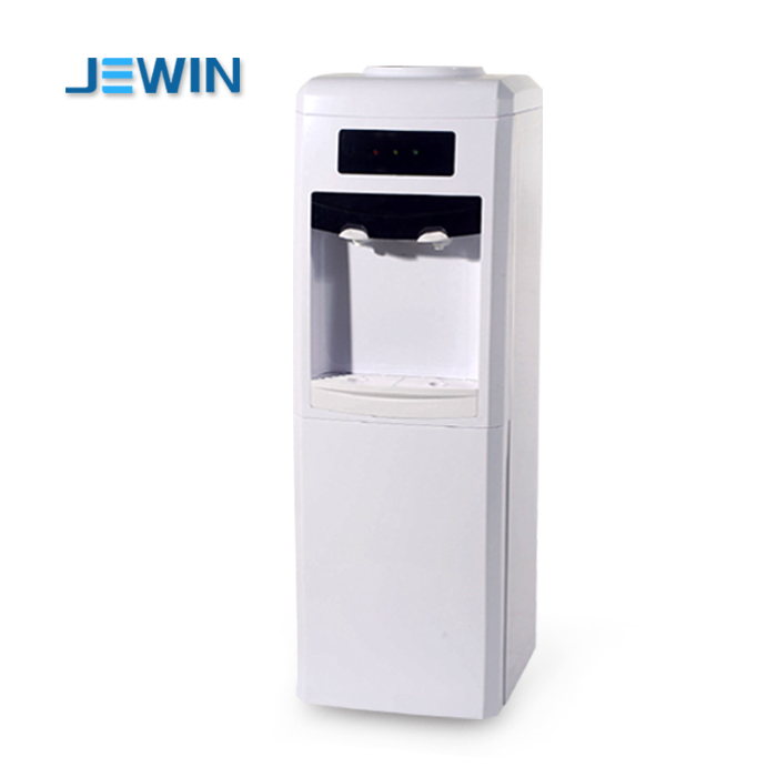portable hot and cold cooler water dispenser with refrigerator