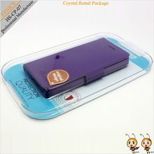 Top clear retail packaging for cell phone cases