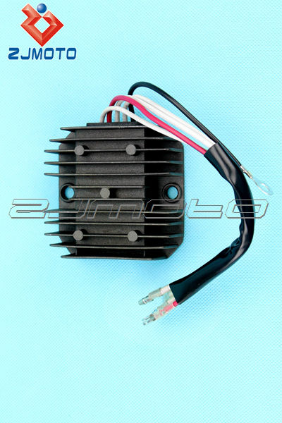 ZJMOTO spare part,motorcycle voltage parts regulator rectifier fit for suzuki, yamaha and Honda