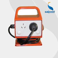 SAIP/SAIPWELL Industrial Machine Australia 3 Pin & 2 Pin Portable Plug And Socket Chinese Manufacture