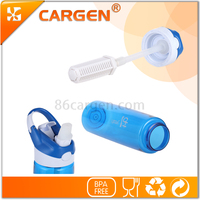 Best selling plastic gym alkaline water filter bottle