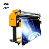 Aily factory price Protective film laminating machine film coating application lamination machine