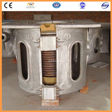 Electric crucible aluminum melting insulation furnace for Aluminum or copper