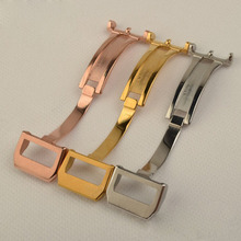 High Quality Solid 316 Stainless Steel Watch Buckle Clasp