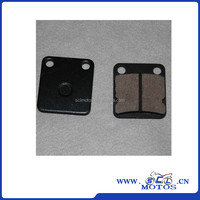 SCL-2012040261 motorcycle spare parts for Chinese brake pads for KAWASAKI ATV