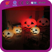 Big Halloween inflatable pumpkins for Halloween inflatables