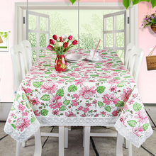 Hebei new designs restaurant table cloth