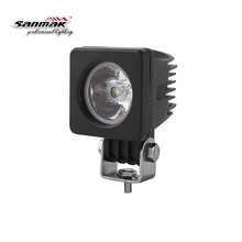 Hot snow mobile scooter mini cree led working light snow mobile led work light
