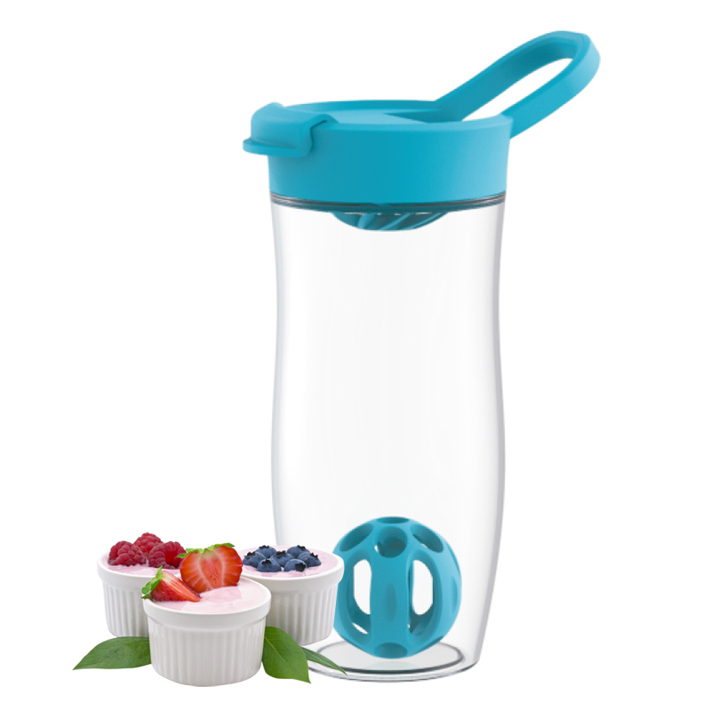 Everich Hot sale 24oz / 720ml Bpa Free Protein Reusable Shake Bottle