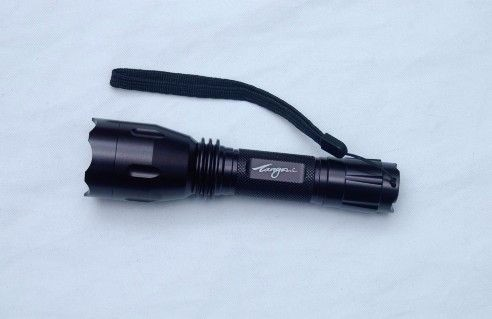 led torch/ mini maglite led/led rechargeable torch 860lumens flashlight