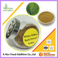 100% Natural White Willow Bark Extract Salicin 15% 25% 98%