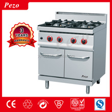 2017 Self-standing gas stove with gas stove, automatic ignition gas stove