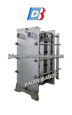 Equal to Alfa Laval M6/M6M Stainless Steel Frame FDA Class NBR Beer Plate Heat Exchanger for Cooling and Heating of Brewery BS60