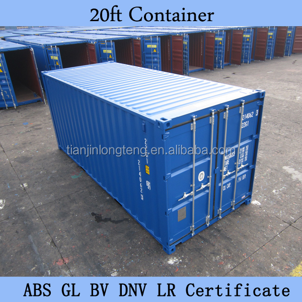 Brand New 20 ft Shipping Container Price Europe