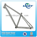 Low Cost titanium mountain bicycle frame TSB-MT508