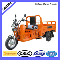 SBDM High Speed Front Loading Cargo Tricycle