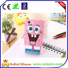 pink cartoon smart phone cover