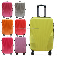 hot sale cheap big lots trolley luggage bag with custom luggage cover