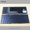 Hot selling Laptop keyboard for ASUS Eee PC 1015PX US-Int. Black black topcase