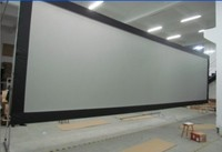300 inch projector screen Custom size Projector screen from China factory