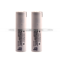 Original wholesale CGR8650CH 2250mAh 3.7V Lithium ion battery made in Japan
