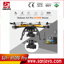Hubsan H109S X4 PRO High Edition RC Quadcopter 5.8G FPV 1080P HD Camera GPS with 3-axis brushless gimbal SJY-Hubsan H109S Pro