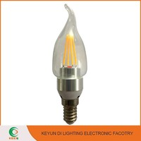 360 Degree COB Filament Led Candle Light Bulb