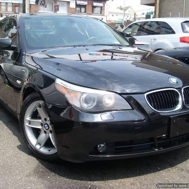 2006 BMW 530i black/black 65K mi. w/Navi~1 OWNER~DRIVEN IN NEW JERSEY~ used cars