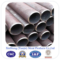 Good price and quality ST35/ST37/ST42/ST45/ST52 seamless carbon steel pipe, large number of inventory