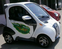 EEC L7E/COC Stylish electric city car