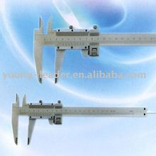 vernier calipers with 4-measurements & fine adjustment