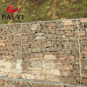 alibaba supplier welded mesh gabion,gabion Mattress design for gabion wall construction