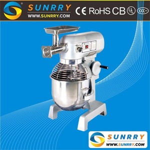 Best Selling New Design large b20 planetary mixer 20 litre cake mixer