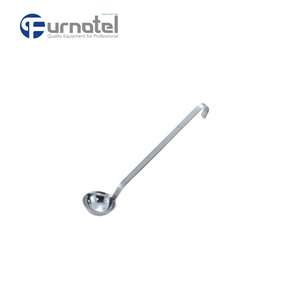 U034 Stainless Steel Frosted Perforated Ladle With Hook