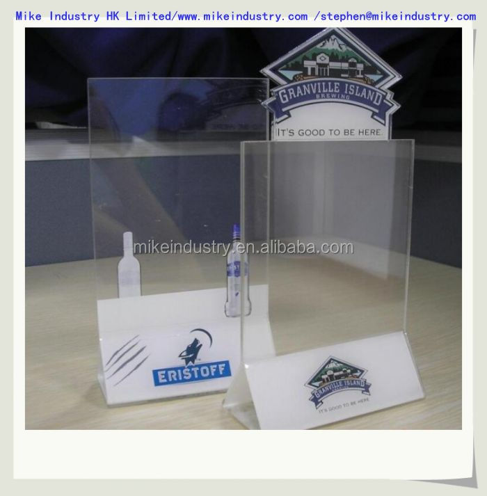 DDL-F020 Trade Assurance Shenzhen Factory Wholesale SGS Test E-liquid Juice Acrylic Display Stand