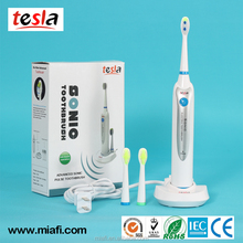 TESLA MAF8100 wireless induction charging electric toothbrush with 31000 times per minute