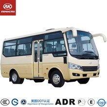 For tourist use, 15 passenger seats diesel AnKai MINI BUS
