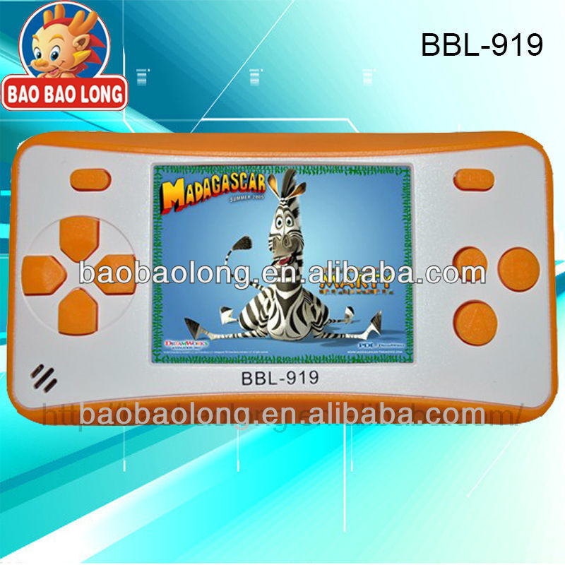 Cheap digit handheld game console