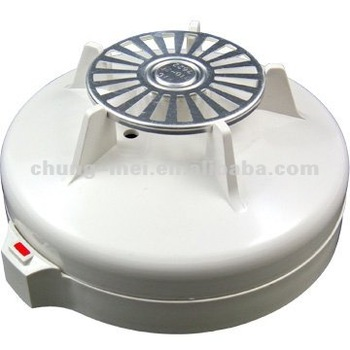 CE Approved 24V DC Fixed Temperature Heat Detector