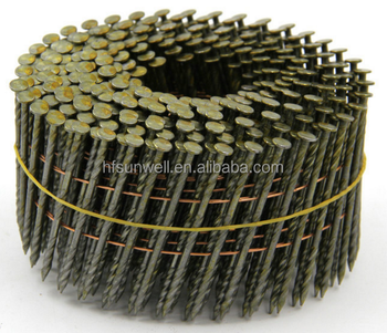 High Quality Coil Nails Provider of China