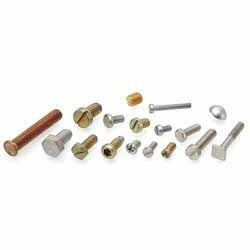 High quality precision countersunk brass screw Brass Fasteners