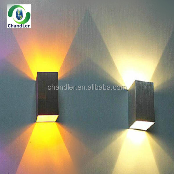 Hot Sale 1*3W Surface Mounted Outdoor LED Wall Light Waterproof Outdoor Wall Lamp