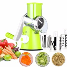 Fruit chopped salad maker tools machine, salad cutter master chopper, rotary vegetable slicer salad maker