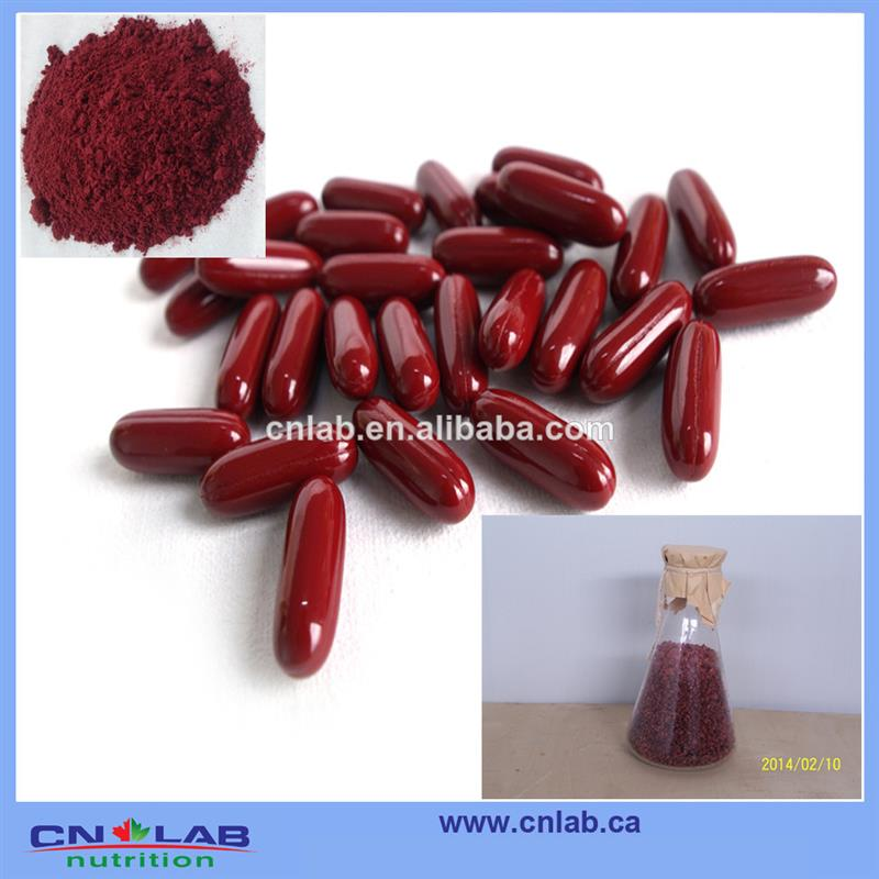 chinese herbal formula Capsules supplements contract manufacturing Rich Purified