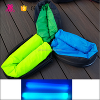 210T ripstop Nylon Waterproof outdoor beach couch sofa and laybag inflatable sofa